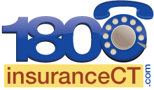 CT health 1-800-insurance logo